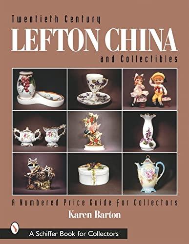 Twentieth Century Lefton China and Collectibles: A: Karen Barton
