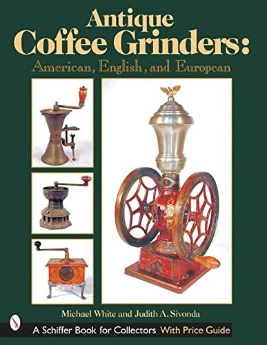 Antique Coffee Grinders: White