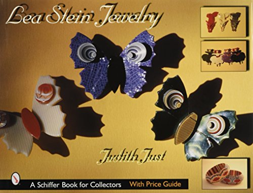 9780764313813: Lea Stein Jewelry (Schiffer Book for Collectors)