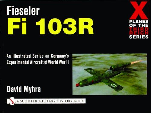 9780764313981: Fieseler Fi 103r (Schiffer Military History Book)