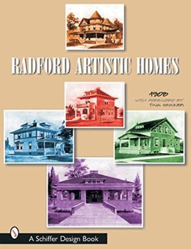 9780764314551: Radford's Artistic Homes