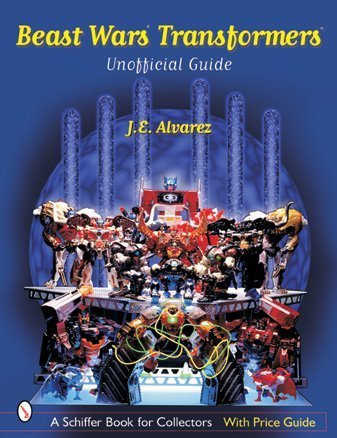 9780764315121: Beast Wars Transformers: The Unofficial Guide