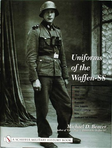 9780764315510: Uniforms of the Waffen-SS: Vol 2: 1942 - 1943 - 1944 - 1945 - Ski Uniforms - Overcoats - White Service Uniforms - Tropical Clothing - Shirts - Sp: ... Service Uniforms, Tropical Clothing v. 2