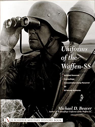9780764315527: Uniforms Of The Waffen-ss: 3