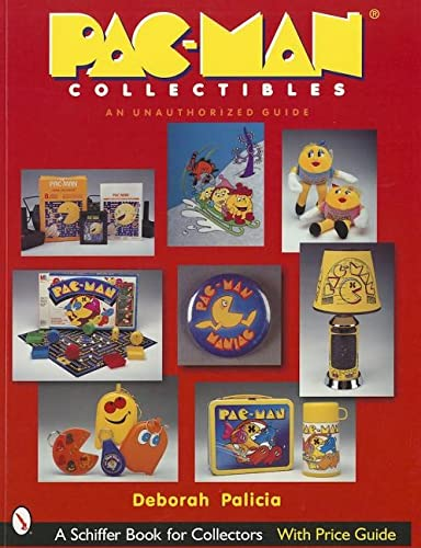 9780764315541: Pac-man Collectibles (Schiffer Book for Collectors)