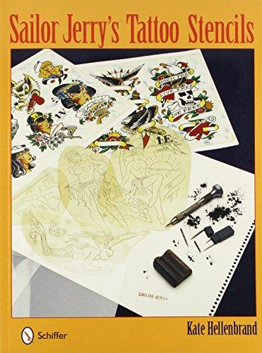 9780764315626: Sailor Jerrys Tattoo Stencils