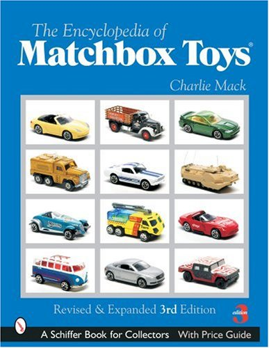 9780764315718: Encyclopedia of Matchbox Toys (Schiffer Book for Collectors)