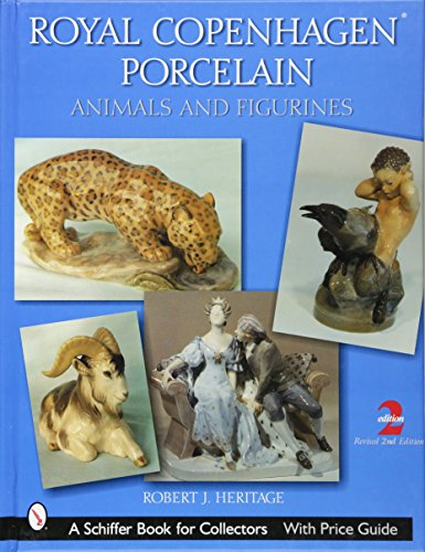 9780764315725: Royal Copenhagen Porcelain: Animals And Figurines