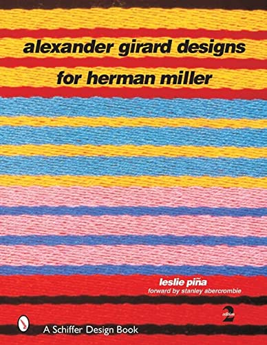 9780764315794: Alexander Girard Designs for Herman Miller