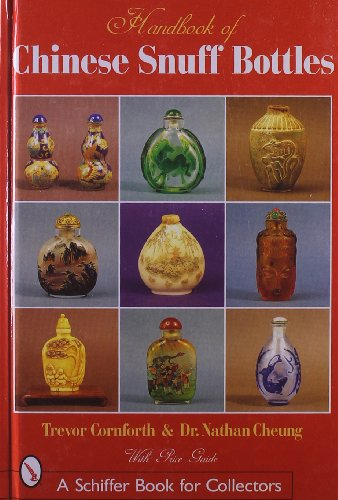 9780764315909: The Handbook of Chinese Snuff Bottles