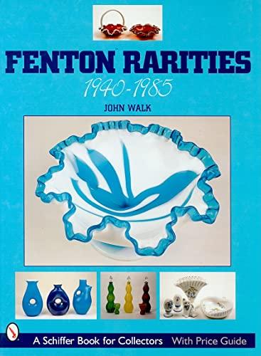 Fenton Rarities, 1940-1985: Walk, John