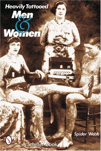 9780764316050: Heavily Tattooed Men & Women