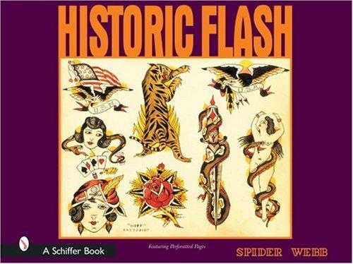 Historic Flash: Spider Webb
