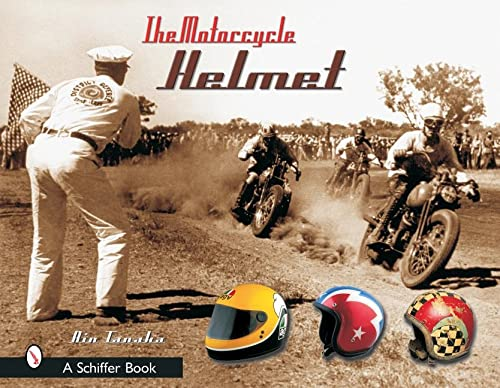 9780764316395: The Motorcycle Helmet: The 1930s-1990s
