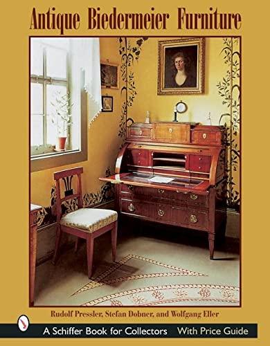 9780764316487: Antique Biedermeier Furniture