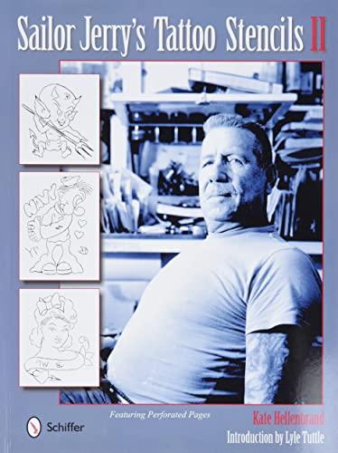 9780764316555: Sailor Jerry's Tattoo Stencils II