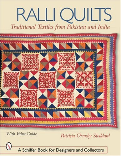 Ralli Quilts: Stoddard