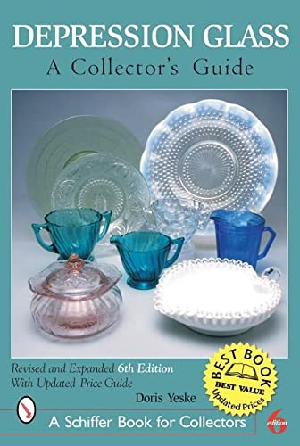 9780764317194: Depression Glass: A Collector's Guide (Schiffer Book for Collectors)