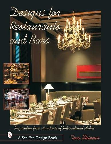 Designs for Restaurants & Bars: Skinner