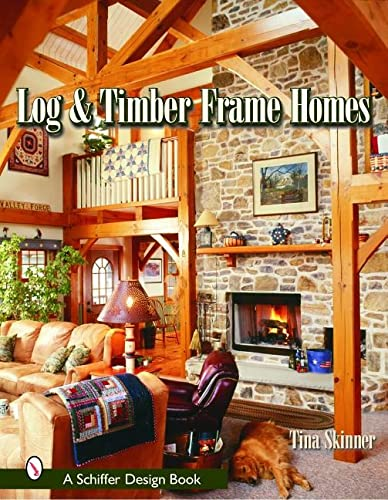 Log & Timber Frame Homes: Skinner