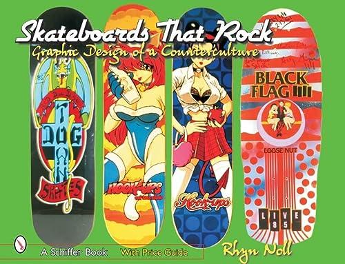 9780764317903: Skateboards That Rock