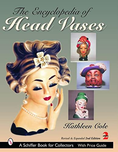 The Encyclopedia of Head Vases: Cole