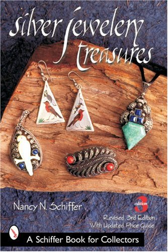 9780764318528: Silver Jewelry Treasures (Schiffer Book for Collectors)
