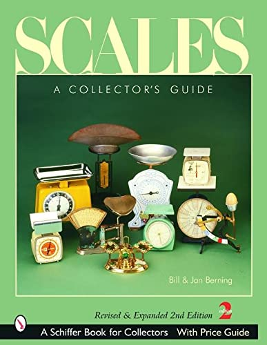 9780764319051: Scales (Schiffer Book for Collectors)