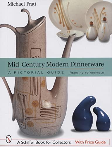 Mid-Century Modern Dinnerware: Pratt