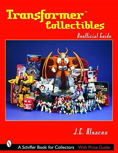 9780764319525: Transformers Collectibles: Unofficial Guide