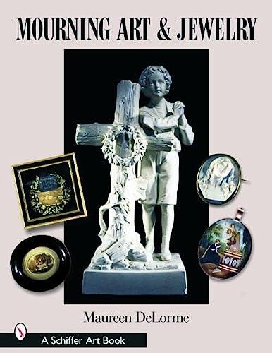 9780764319648: Mourning Art & Jewelry (Schiffer Art Books)