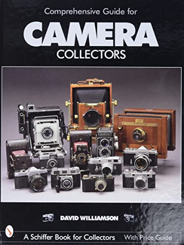 9780764319761: Comprehensive Guide for Camera Collectors