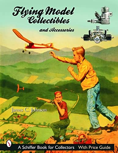 Flying Models Collectibles & Accessories: Johnson, James C.