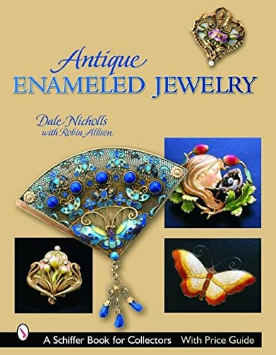 9780764319914: Antique Enameled Jewelry (Schiffer Book for Collectors)