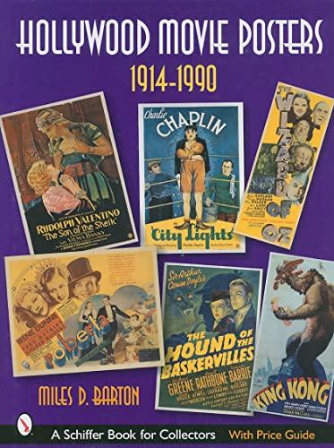 Hollywood Movie Posters: 1914-1990: Barton