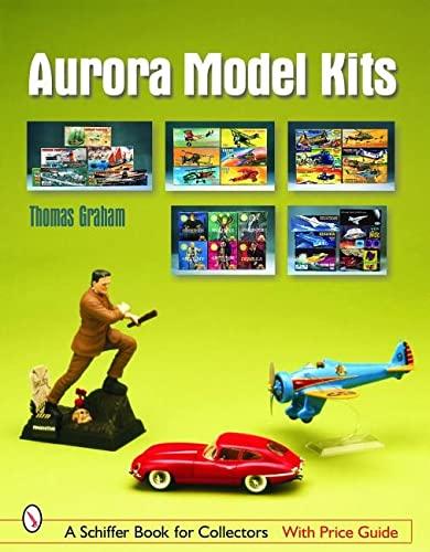 9780764320187: Aurora Model Kits