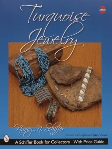 9780764320330: Turquoise Jewelry (Schiffer Book for Collectors)