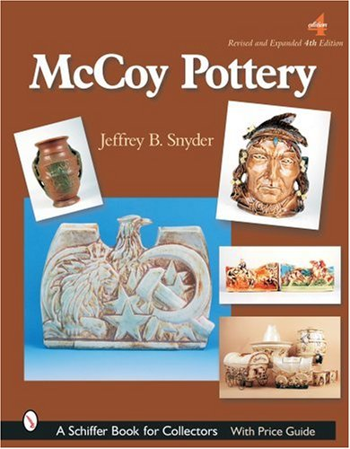 9780764320347: McCoy Pottery (Schiffer Book for Collectors)