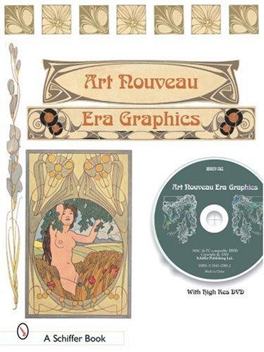 Treasury of Art Nouveau Era Decorative Arts & Graphics