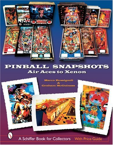 Pinball Snapshots: Air Aces to Xenon