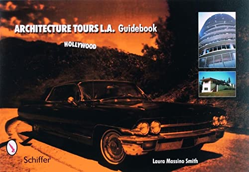9780764321214: Architecture Tours L.A. Guidebook: Hollywood