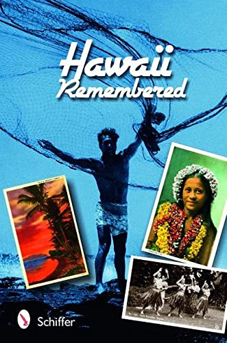 9780764322198: Hawaii Remembered: Postcards From Paradise