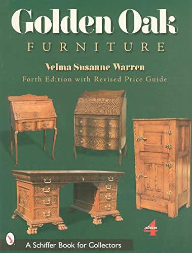 9780764322419: Golden Oak Furniture (Schiffer Book for Collectors)