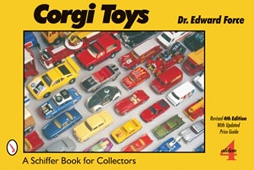9780764322532: Corgi Toys (Schiffer Book for Collectors)