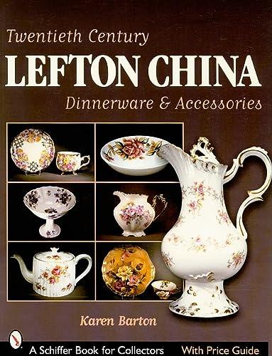 Twentieth Century Lefton China Dinnerware & Accessories: Karen Barton