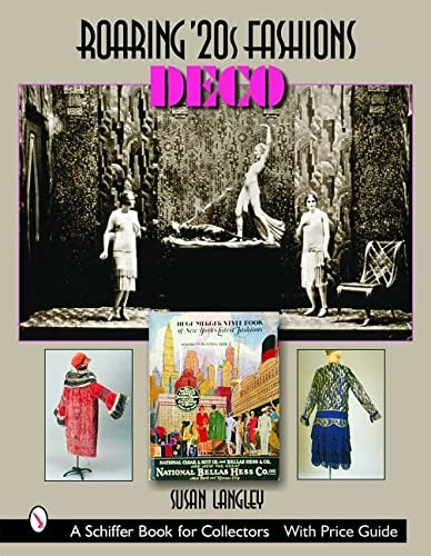 9780764323201: Roaring '20s Fashions: Deco (Schiffer Book for Collectors)