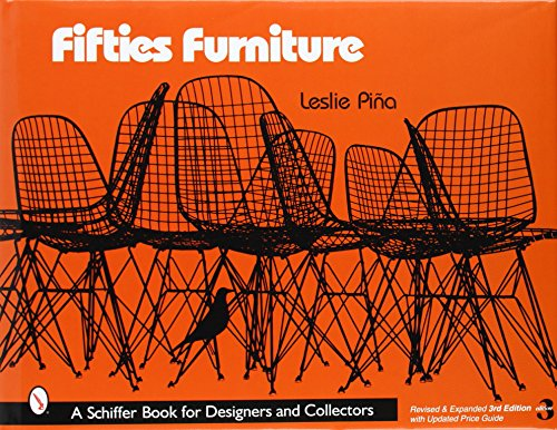 9780764323270: Fifties Furniture (Schiffer Book for Designers and Collectors)