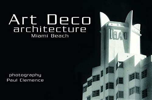 9780764323409: Art Deco Architecture: Miami Beach Postcards