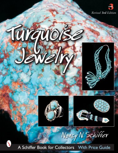 9780764323492: Turquoise Jewelry