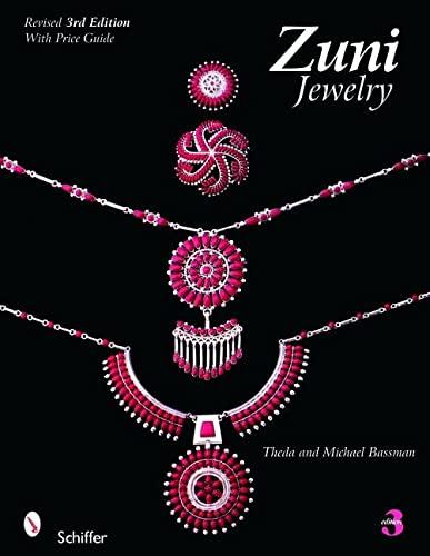 9780764323676: Zuni Jewelry
